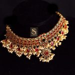 Classic Necklace From Shaburis