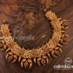 Classic Silver Necklace From Nakodpayals