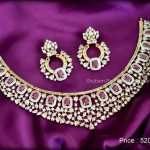 Designer Necklace Set From Shubam Pearls