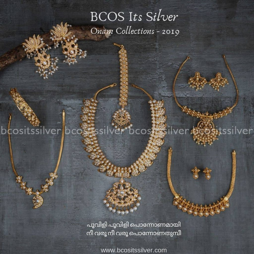 Ethnic Silver Jewellery Collections From Bcos Its Silver