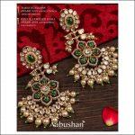 Eye Catching Designer Earrings From Aabushan Jewellery