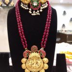 Eye Catching Silver Bridal Set From Samskruthi Jewellers