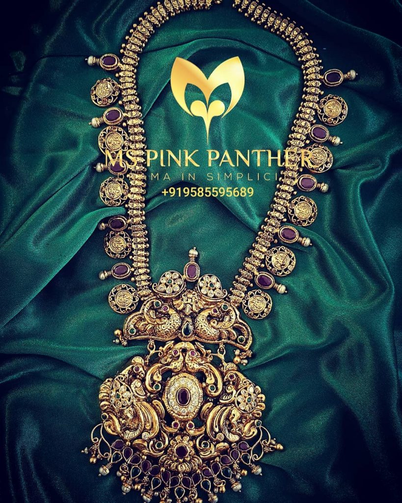 Gorgeous Long Necklace From Ms Pink Panthers