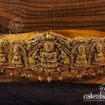 Pure Silver Bridal Waist Belt From Nakoda Payals