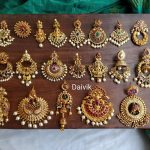 Traditional Earring Collections From Daivik