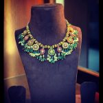 Traditional Gold Necklace From Parnicaa