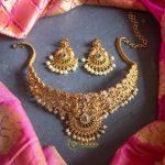 Amazing Necklace Set From Vriksham