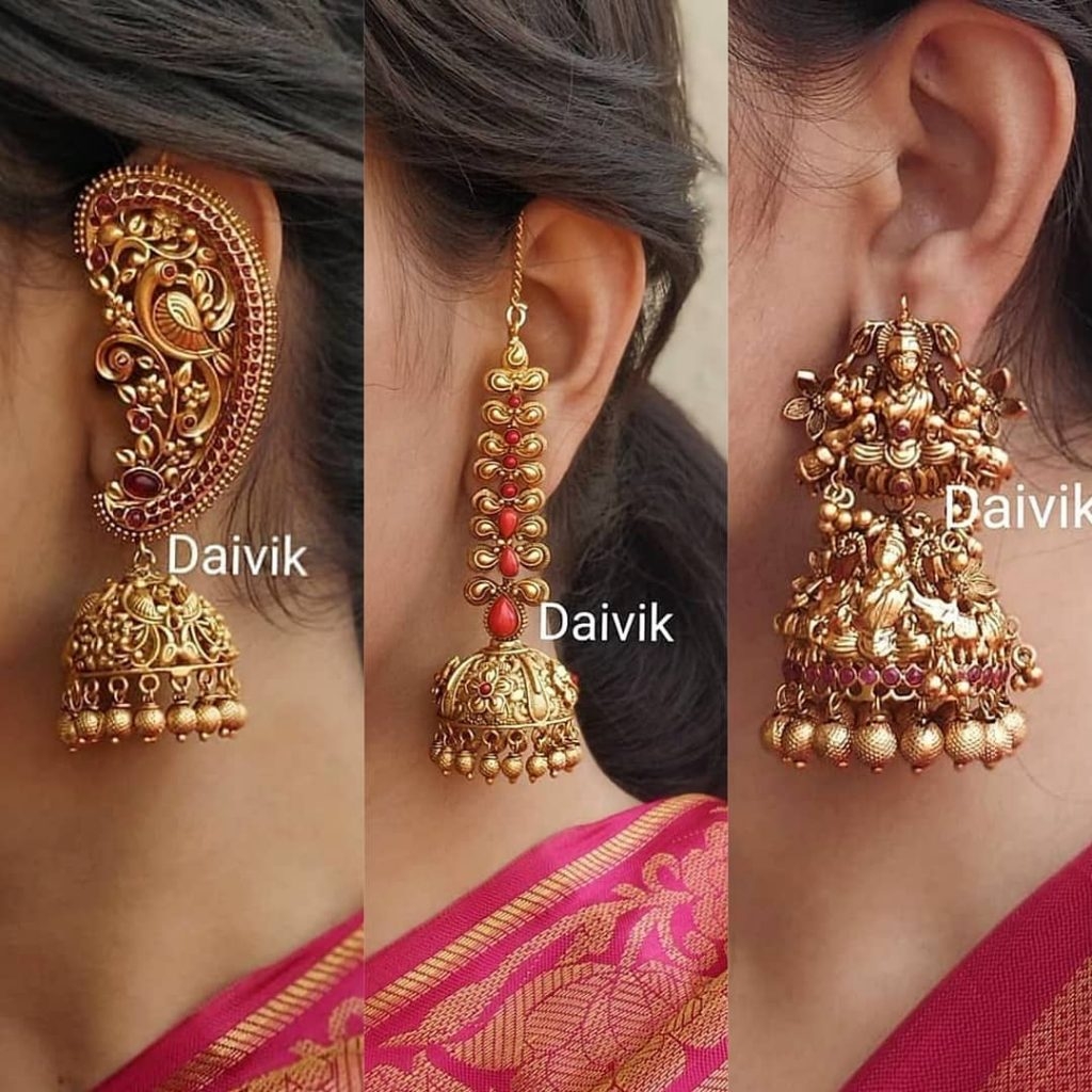 Decorative Earring Collections From Daivik