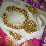 Exclusive Designer Necklace Set From Vriksham