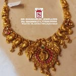 Exquisite Nakshi Necklace From Sri Shankarlal Jewellers