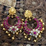 Fashionable Earrings From Bespoke Jadau