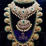 Grand Bridal Jewellery From Sri Raja Rani Jewellers