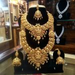 Grand Bridal Set From Swarna Prabhu