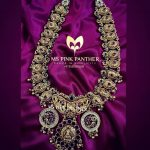 Grand Silver Necklace From Ms Pink Panthers