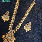 High Quality Lakshmi Kasu Haram From Anantha Jewels