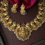 Nagas Style Choker Necklace From Rimli Boutique