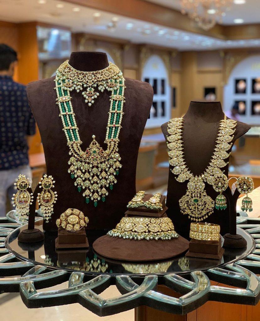 Stunning Diamond Jewellery Collections From Mangatrai