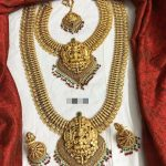 Traitional Temple Necklace Set From Varsha Bead Chiz