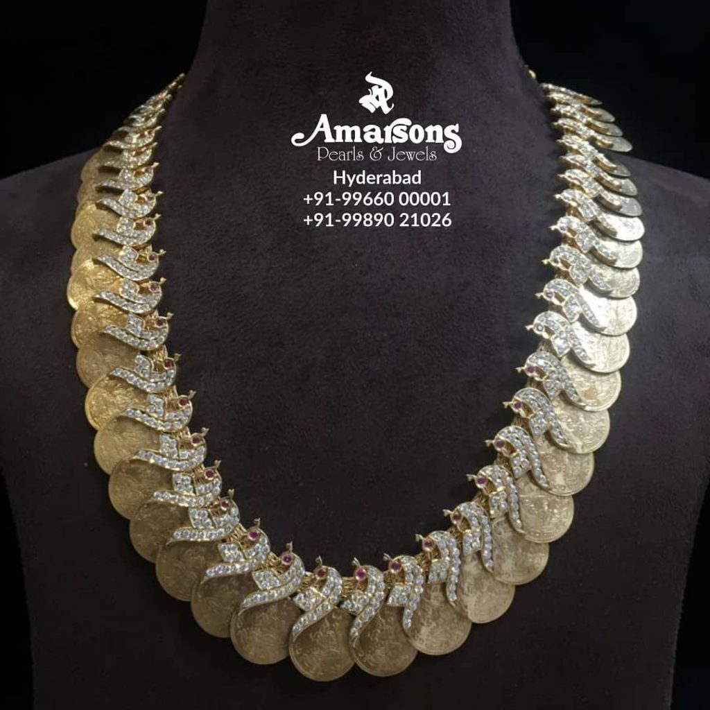 Antique Gold Necklace From Amarsons Jewellery - Copy