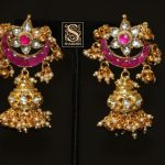 Attractive Jhumkas From Shaburis