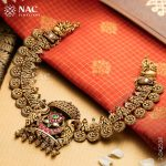 Beautiful Carved Necklace From NAC Jewellers