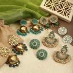 Beautiful Jhumkas From The Blingbag