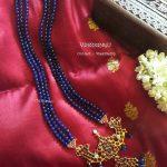 Designer Beaded Necklace From Vdesign4U