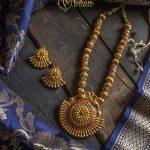 Exclusive Necklace Set From Vriksham