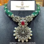 Gorgeous Diamond Necklace From P Satyanarayan Sons