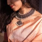 Grand Silver Necklace From Prade Jewels