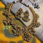 Guttapusalu Necklace From Jay Chennai