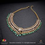 Mesmerizing Necklace From Navrathan 1954