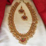 Pretty Guttapusalu Necklace Set From Emblish Coimbatore