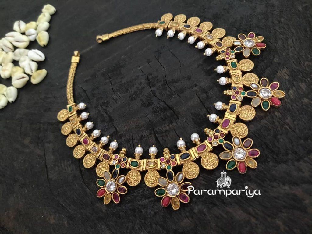 Stunning Necklace From Parampariya
