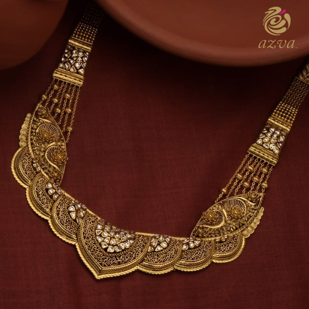 Unique Necklace From Azvavows