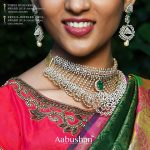 Stunning Diamond Jewellery From Aabushan Jewellery