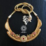 Unique Necklace From Aham Jewellery