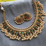 Ethnic Necklace Set From Kattam