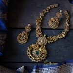Adorable Necklace Set From Vriksham