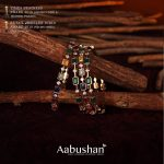 Colourful Diamond Bangles From Aabushan Jewellery