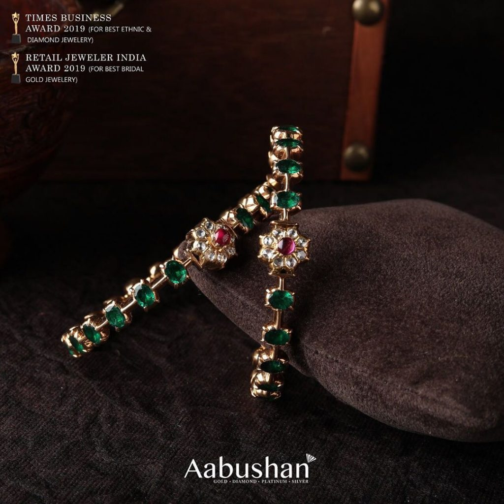 Designer Bangles From Aabushan Jewellery