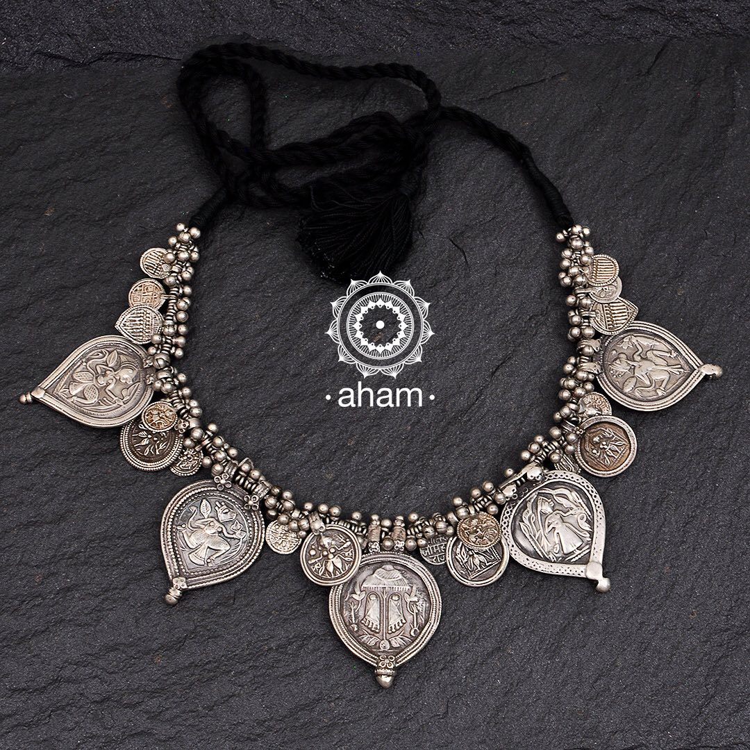 Vintage Amulet Neckpiece From Aham Jewellery