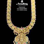 Traditional Long Necklace From Amarsons Pearls And Jewels