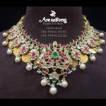 Grand Gold Necklace From Amarsons Pearls And Jewels