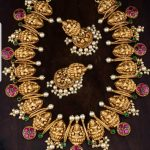 Beautiful Temple Long Necklace From Chennai All Collections