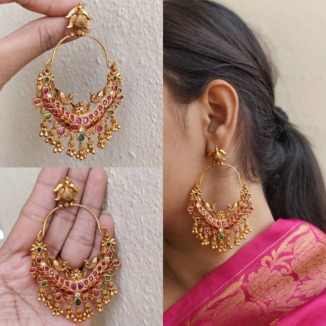 Fashonable Earrings From Daivik