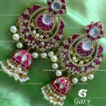 Traditional Silver Earrings From Garv Silver Jewellery