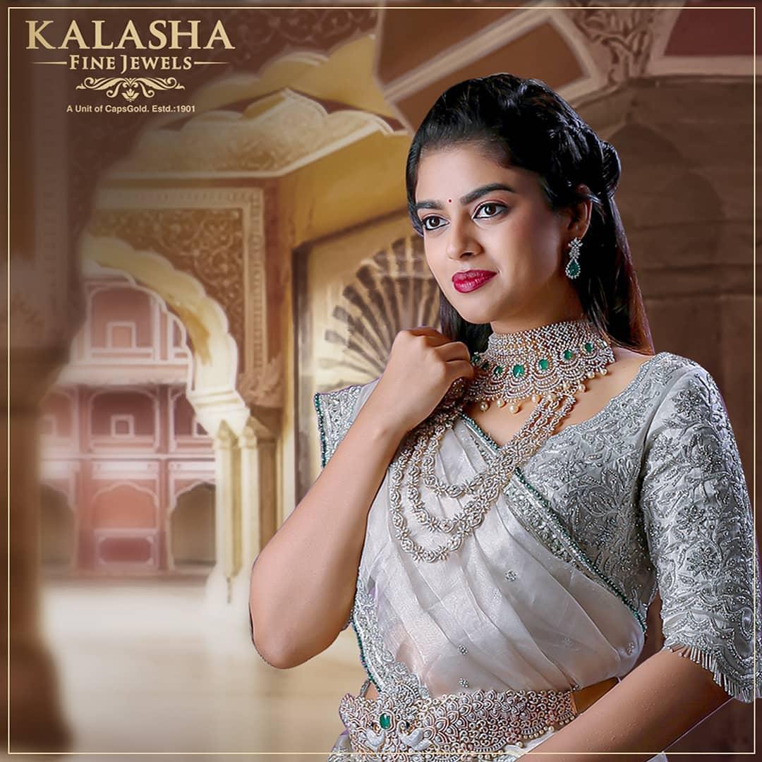 Gorgeous Diamond Jewellery Collections From Kalasha Fine Jewels