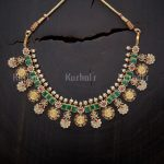 Fashionable Necklace From Kushal's Fashion Jewellery