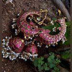 Pretty Silver Earrings From Lotus Silver Jewellery
